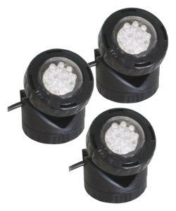 Gartenteichbeleuchtung mit LED